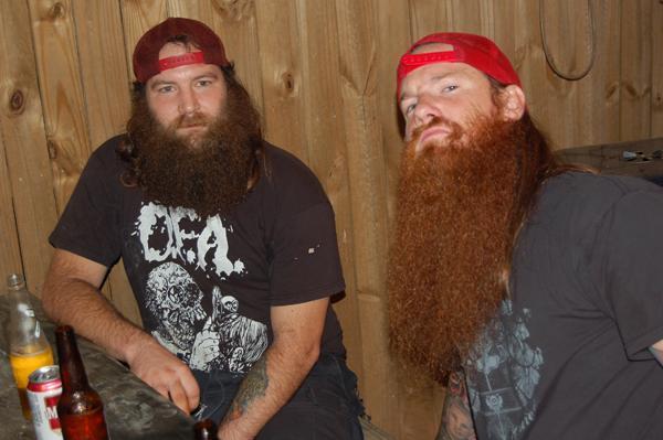 clone beard?