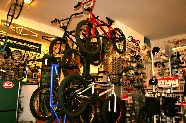 Support your Local Shop!  Shore Cycling Sports in NJ