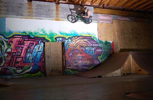 Joel Barnett- huge wall to flat