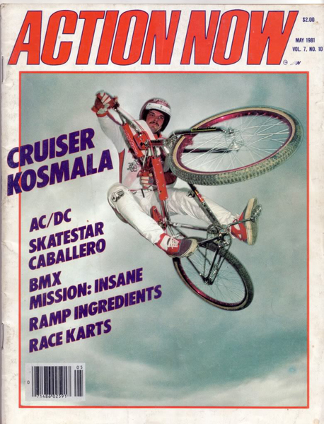 Jeff Kosmala, the original cruiser killer.