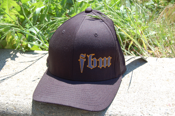 New FBM flexfit hat.