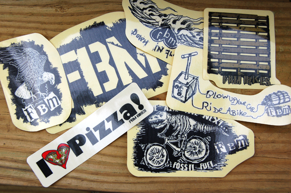 new FBM stickers... not on the list, But an
