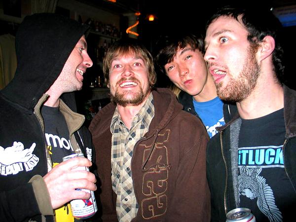 Derrick, Heino ,and Clint...