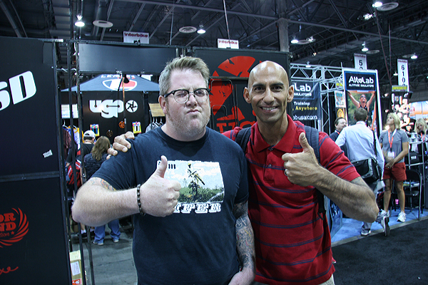 Pistol Pete Loncarevich, one of the greatest BMX racers of all time.