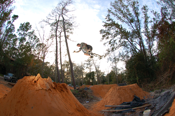 Vic Bettencourt- Circuit BMX