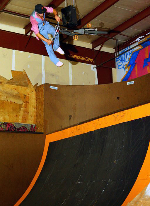 Huge Downside Whip...