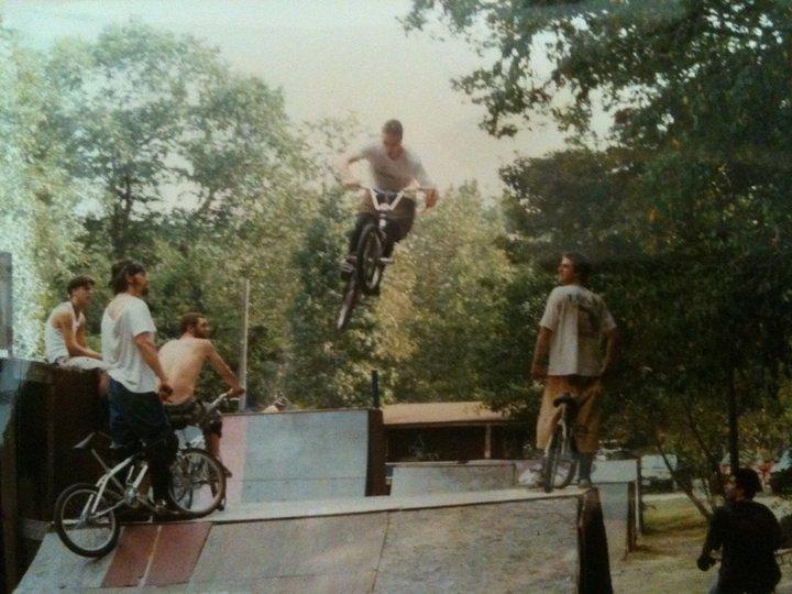 Ryan Corrigan, early 90's at Tonys
