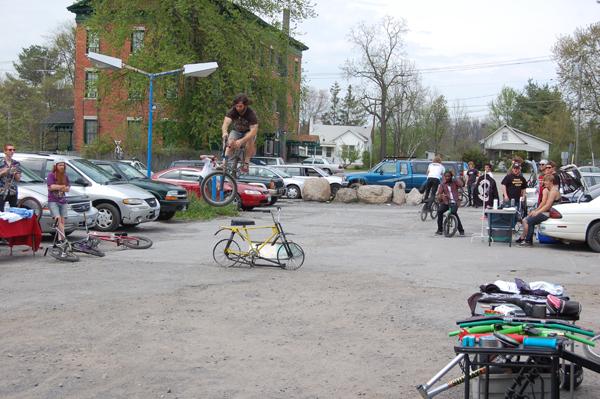 Henny - parking lot get rads..