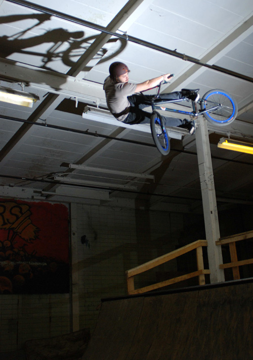 Garrett at Ramp Rider sin St. Louis.
