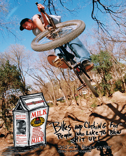Gilly ad from the late 90's