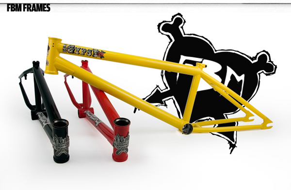 New Frames available at Helensvale BMX