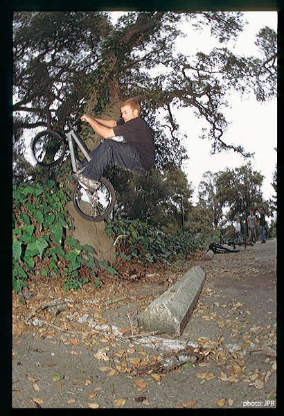 FBM legend, Sean Emery, Shot in Cali, by JP.