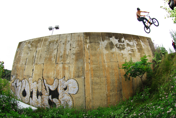 Evan V, ebrake 180 gap by Bob Q