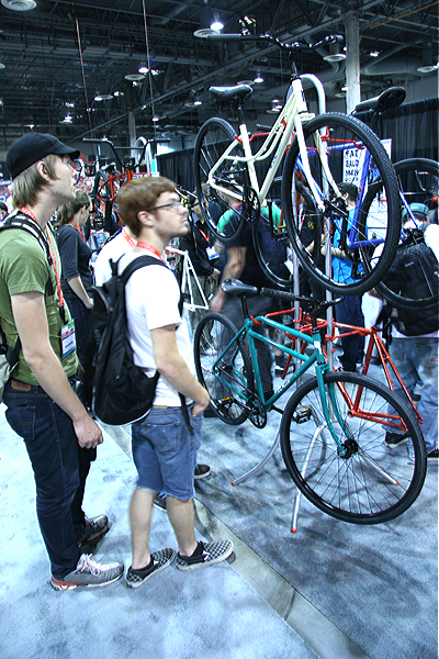 Weird big bikes from the Take for the scarf wearers out there.