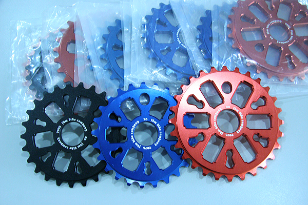 New 6er sprocket.