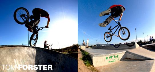 New 4down/FBM rider- Tom Forster