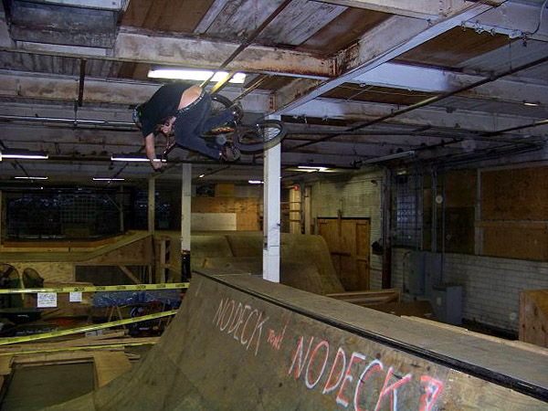 Garrett at Ramp Riders
