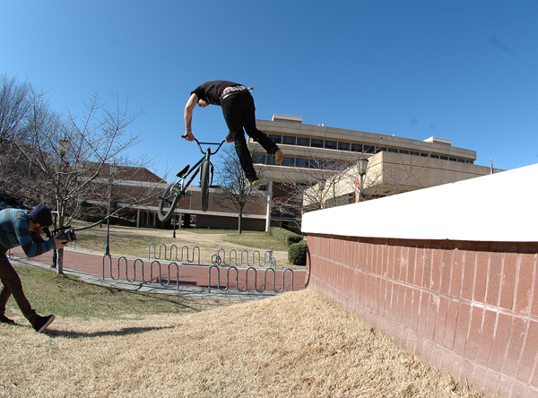 Kenny Horton- Getting Awesome!