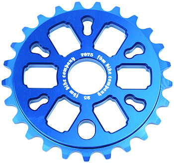 Sixer sprocket