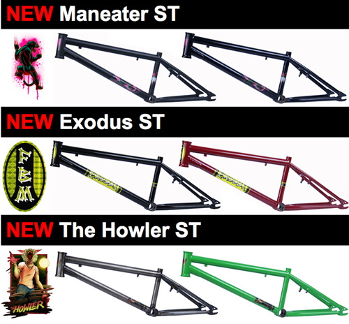 New supertherm frames