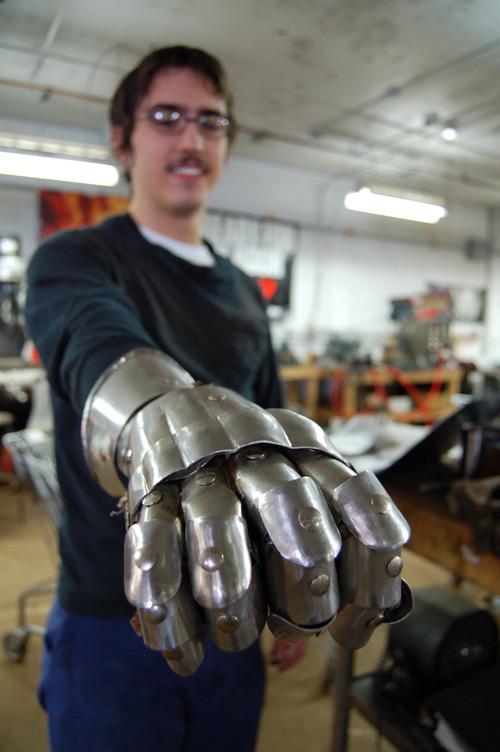 Joby, hand of doom.