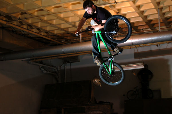 John Corts, friendly nice guy invert!