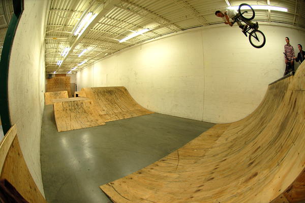 Anti Gravity bike room overview