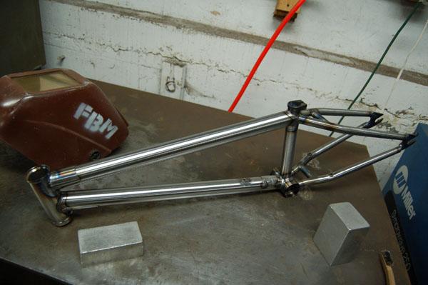 A custom FBM! built to shred!