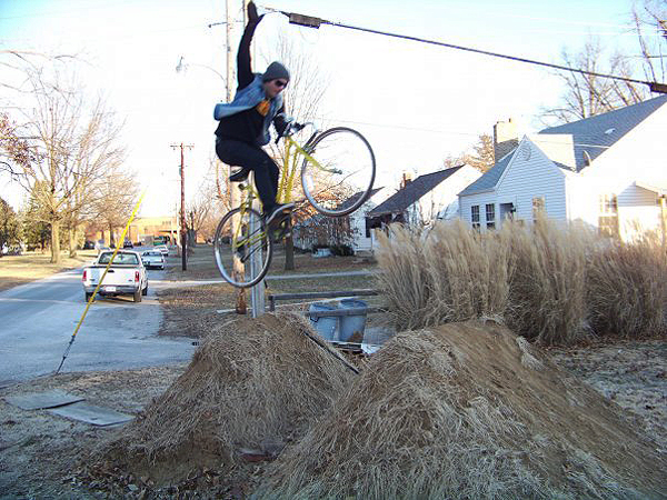 Newest FBM rider- Adaom Guilliams, he'll be at the BBQ this weekend!