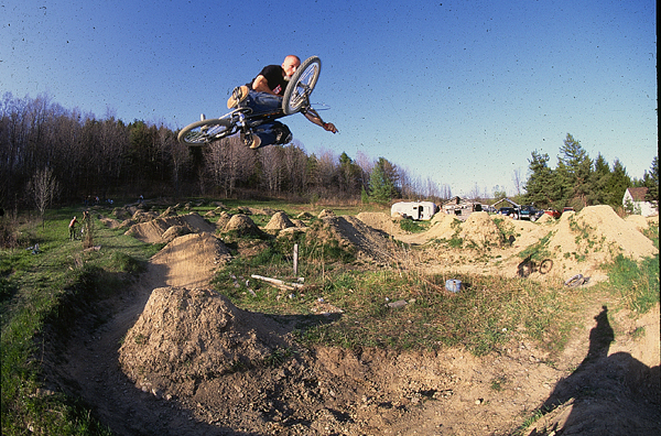 Kelly Baker at FOD. Late 90s