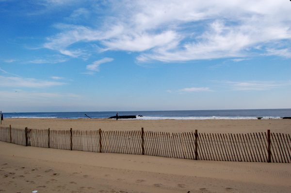 The Jersey Shore, sans needles?