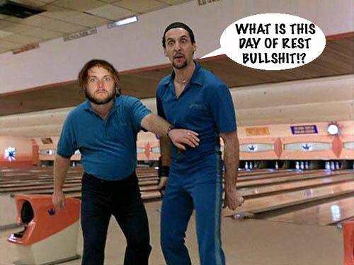 Chunk Wins Dew tour Bowling