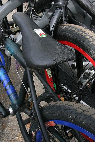 Little tidbits of Nice stuff on the bikes.