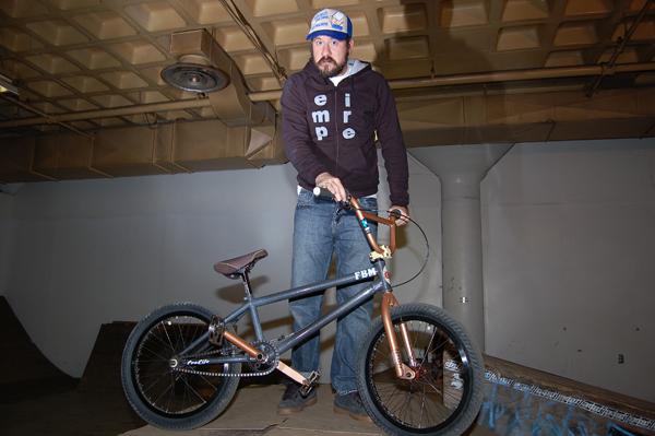 Stews new bike...