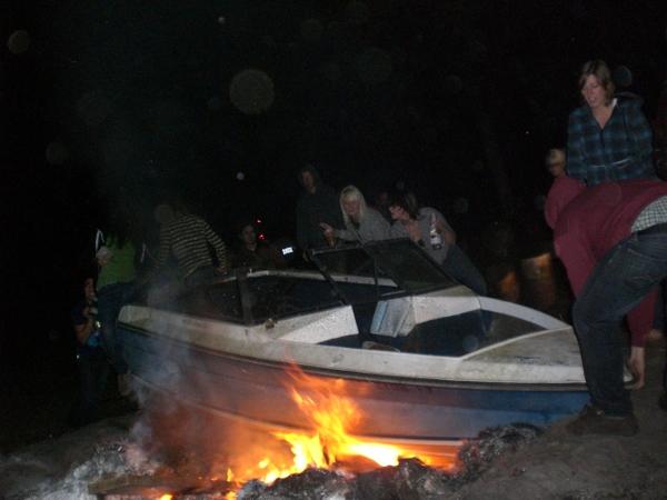 heat treating boats?