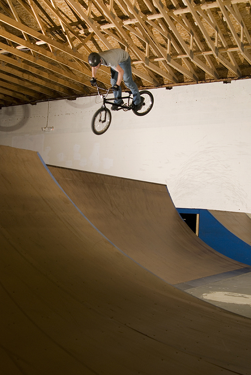 Nick from Long Island, spine 360.