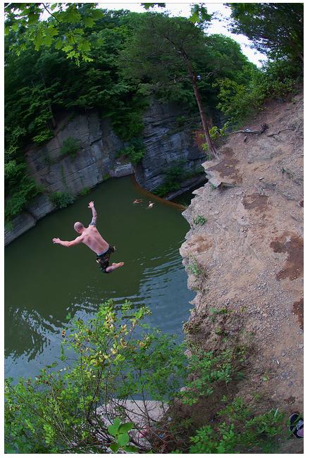 Ithaca is gorges- Korey Kryder!