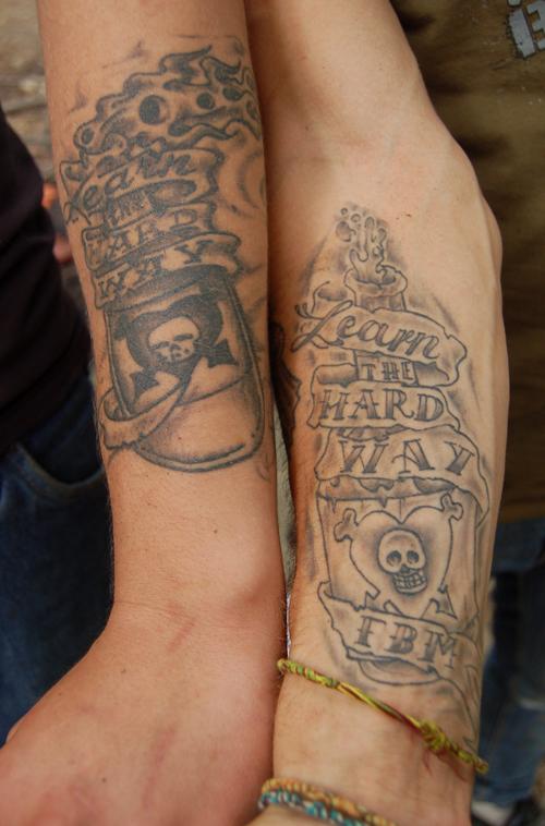 fbm tattoos!