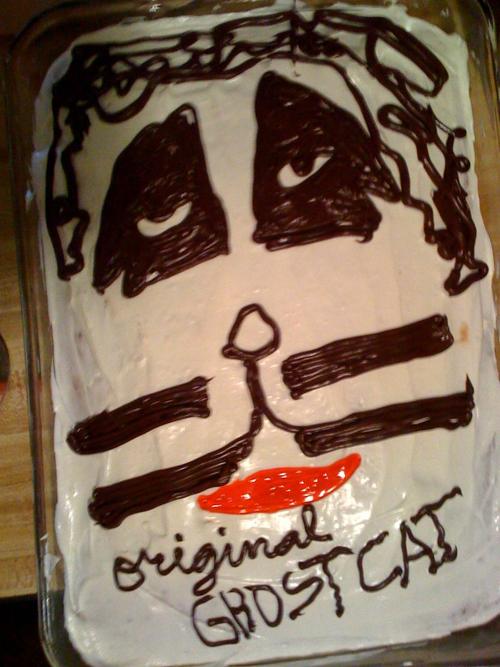 JOe Stakuns celebratory 4th of July Cake.