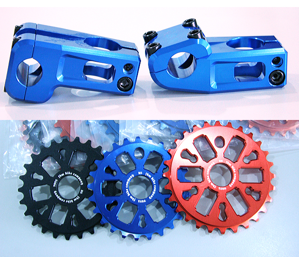 Sample Stems and Sprockets- Pics By JP via Taiwan