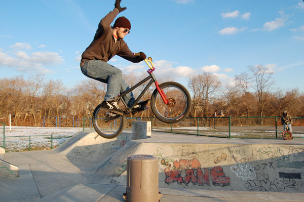 Mikey Corts switch hander- the next big thing.
