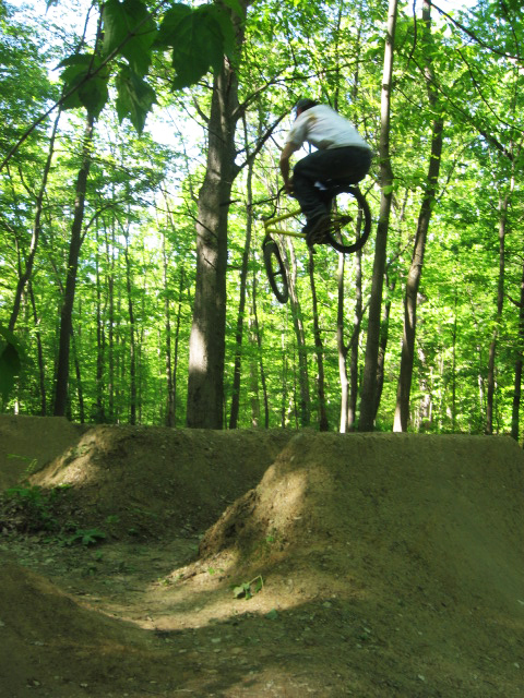 tommy t. trail sesh!