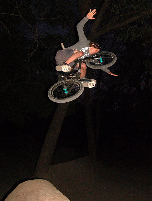 Lil Pat- James From Liquor Bikes sent these pics!