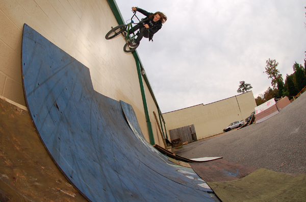 Kenny Horton, High wallride champ