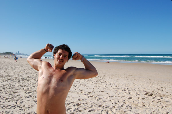 Lifes a beach!