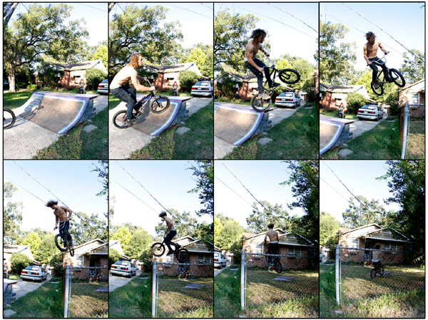 360 Over the Fence.