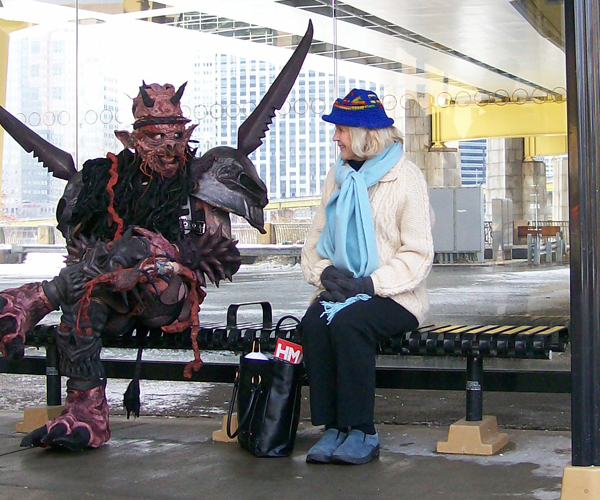 Oderus, he will be announcing the nacho Jam....