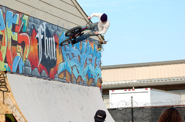 Picasso MIke, wall tap...