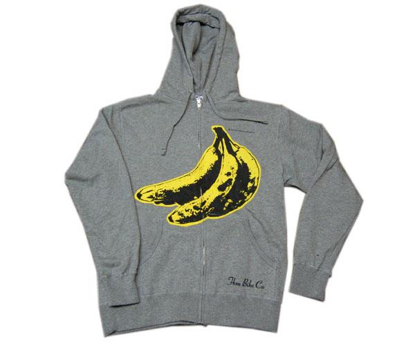 Velvet Bananna hoody!
