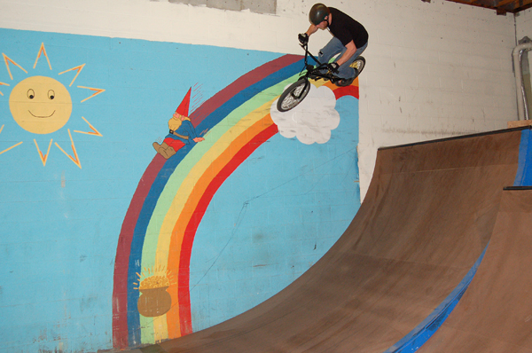 rainbow ride at East Shre... Nick F.